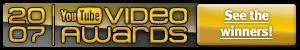 2007 Youtube video awards