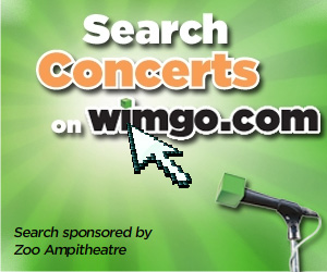 1-Click search for concerts on wimgo.com - Click Here!