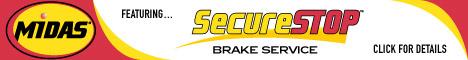 Midas Secure Stop Break Service