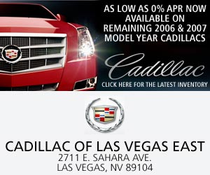 Cadillac of LV East